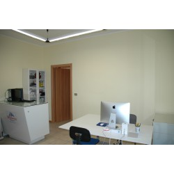 Office with furniture 45 mq