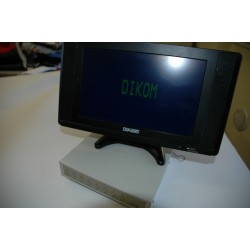 TV Dikom color TFT LCD 11''...